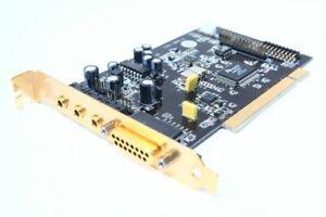 TerraTec Promedia Xlerate TTP1 PCI Computer Sound-Card PC Audio Card Game Port