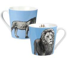 Queens COUTURE KINGDOM Bumble MUG Animal LION Fine China