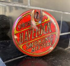 HAVELOCK SMOKING MIXTURE Tobacco Vintage Australian Tin