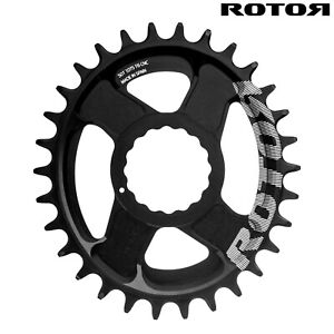 ROTOR QRINGS DM OVAL CHAINRINGS - RACEFACE CINCH COMPATIBLE - 32, 34T
