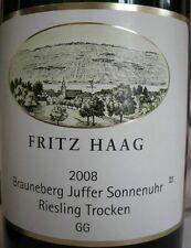 3 bt Brauneberger J.Sonnenuhr Riesling AUSLESE 2012 FRITZ HAAG Mosel
