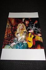 BLACKMORE´S NIGHT Ritchie Blackmore Autogramm DEEP PURPLE RAINBOW InPerson LOOK