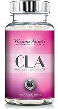CLA For Women CLA 3000mg 40 Day Supply Pure CLA in Softgel Capsules EXP 09/03/19