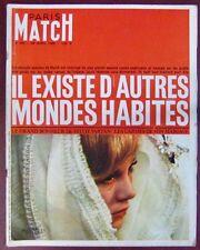 Sylvie Vartan Johny Hallyday Revue Paris Match Avril 1965