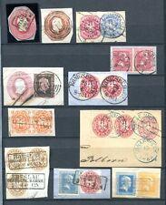 PREUSSEN 1850-1867 SPEZIAL BESTAND wie GAA 25 gepr BPP (V3668c