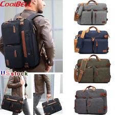 "COOLBELL Brand Large Capacity Messenger Bag For 17.3"" Laptop Backpack Handbag"