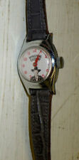 Vintage Hopalong Cassidy Watch Wristwatch US Time Working Condition