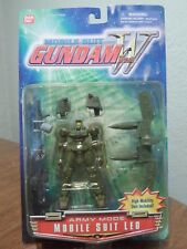 Mobile Suit Leo Gundam Wing Army Mode MSIA Action Figure Bandai MOC NEW