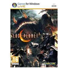 PC Game Lost Planet 2 2010 Windows XP