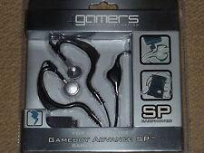 Nintendo Gameboy Advance SP Kopfhörer NAGELNEU & OVP! Kopfhörer GBA