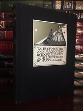 Tales of Mystery Imagination by Edgar A. Poe Illustrated Clarke New Cloth Bound