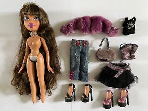 Vintage 2006 Bratz 'Princess' Yasmin + Clothes