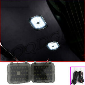 For Toyota C-HR CHR 16-20 LED W/ Harness Tailgate Trunk Lamp Light Roof(Replace)