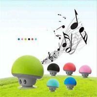 Portable Speaker Mini Mushroom Bluetooth Speaker Stereo Bluetooth Waterproof GB