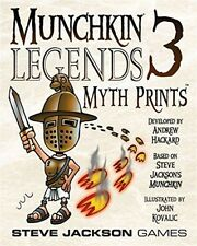 Munchkin Legends 3 Myth Prints - Steve Jackson Games