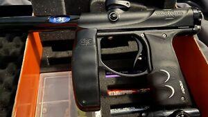 Empire Axe Team Vicious Edition paintball gun, like Pro, 2.0 Redline, no reserve