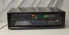 Vintage TEAC V-909RX Auto Reverse Stereo Cassette Deck - Japan
