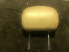 JAGUAR S-TYPE 00-08 DRIVERS OR PASSENGERS FRONT SAND LEATHER HEADREST
