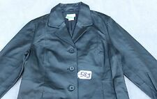 TRIBECA LEATHER WOMEN JACKET/TOP Size - L. TAG NO. 58y