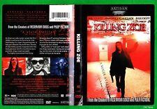 Killing Zoe (DVD, 1994) Eric Stoltz, Julie Delpy, Jean-Hugues Anglade