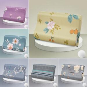 Pillow Cover Case Pillowcase Memory Foam Latex Rebound Home Sofa Bedroom Decor