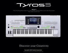 4000 voices, Tyros 1,2,3.4 PSR s900.s700.s910.s710.s950.s500.s650.PSR 3000