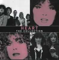 HEART - THE COLLECTION CD ~ GREATEST HITS ~ BEST OF ~ BARRACUDA ++++ 70's *NEW*