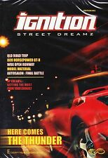 IGNITION * STREET DREAMZ * EDITION 002 * NEW & SEALED DVD