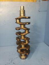 Volvo Penta B230 AQ 171A 151A 4 Cyl Engine Crankshaft 855482 Forged 86mm Stroker