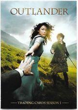 Outlander Season 1 Promo Card P1 P-1 Non-Sport Update Cryptozoic