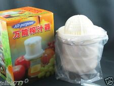 New All-Purpose Fruit Juicer Lemon Squeezer Presser