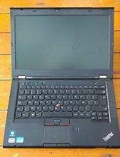 Lenovo Thinkpad T430 Laptop 2.60GHz Core i5 4GB 320GB 1600x900 659 662
