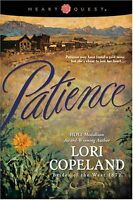 Patience (Brides of the West, 1872, No. 6) (HeartQ
