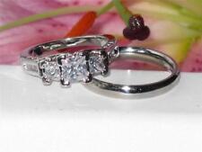 Princess Engagement Stone Costume Rings