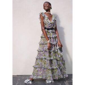 Giambattista Valli x H&M Garden Dress | Size 8