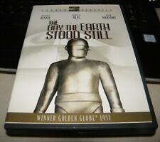 THE DAY THE EARTH STOOD STILL - TWENTIETH CENTURY FOX STUDIO CLASSICS DVD (2002)