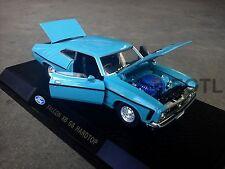 NEW IN BOX* OzLegends Ford Falcon XB GS 2 Door HARDTOP 1:32 Limited Edition AQUA