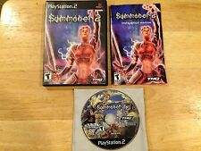 Summoner 2 Playstation 2 PS2 System Complete Game