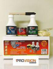 POR-15 45009 Gloss Black Super Starter Kit Rust Preventative (Por-15 45009)