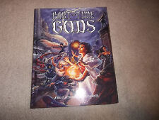 Part Time Gods RPG Core Rulebook hardcover