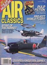 Air Classics - Jun 1997 (Aviation Pulp Fiction, de Havilland Hornet, Trimotor)