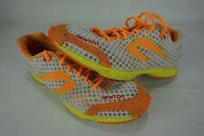 Newton Running Mens Mv2 Running Shoes 10.5 Breathable Lightweight Orange 02911