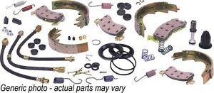 """Fits 1957-59 Chrysler & Desoto Master Brake Rebuild Kit (12"""" X 2 1/2"""")"""