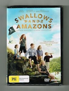 Swallows And Amazons Dvd - Brand New & Sealed