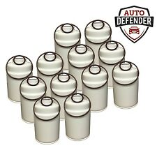 Fuel Filters for 01-15 Chevrolet, GMC 6.6 Turbo Diesel 12 ct