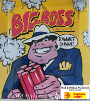 BIG BOSS CARAMEL CANDY STICKS 1KG, BUFFETS, christmas