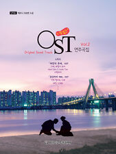 OST Score Book OST Music Book Korean Drama Movie Opera OST Score Collection