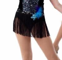 Fringe Skirt Only Jazz Dance Costume PIZAZZ  Child Extra Large