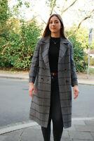 Zweilagiger 100% Wolle Mantel  | Ming 7 Damenmantel |
