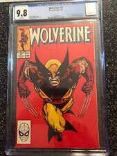Wolverine 17 CGC 9.8 NM/Mint Marvel Storm Daredevil Classic Byrne Cover X-Men